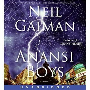 Anansi Boys by Neil Gaiman