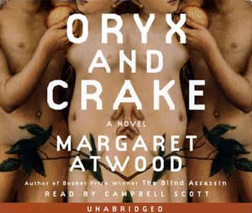 Margaret atwood oryx and crake