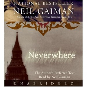Reader: Neil Gaiman Short Review: One of my favorite urban fantasies, read expertly by the author.